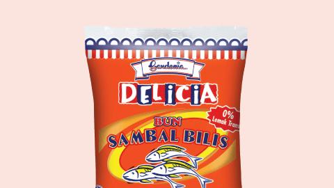 Gardenia Delicia Sambal Bilis