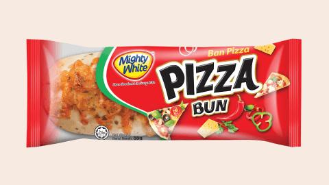 Pizza Bun 3d