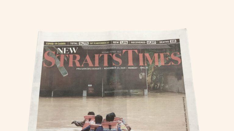 News Straits Time