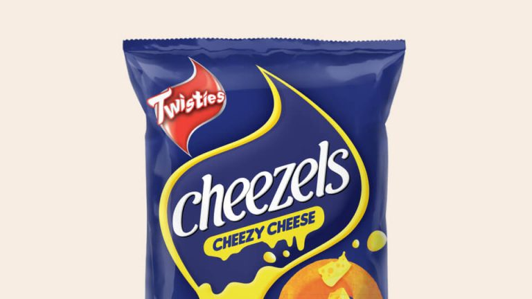 Cheezels Cheese 60g