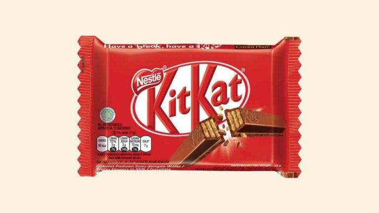 Kit Kat 4f 35g