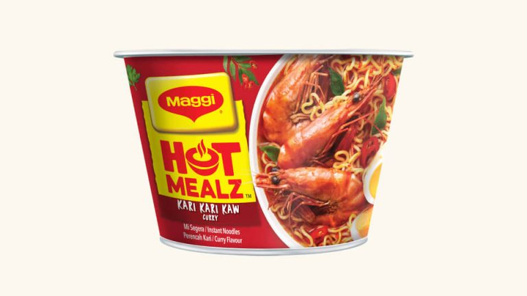 Maggi Hot Mealz Curry 96g
