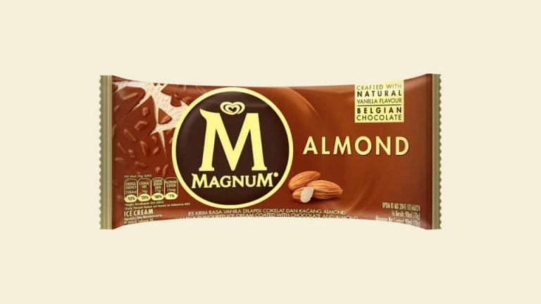 Magnum Almond 70g