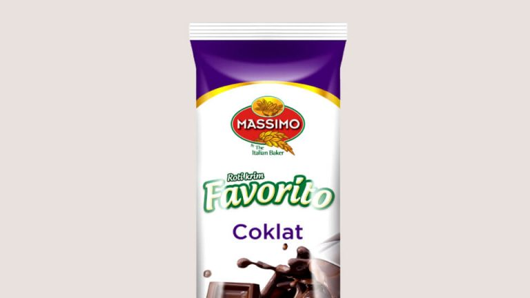 Massimo Favorito Choc Cream Roll