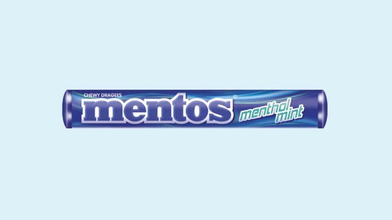 Mentos Air Action 37g