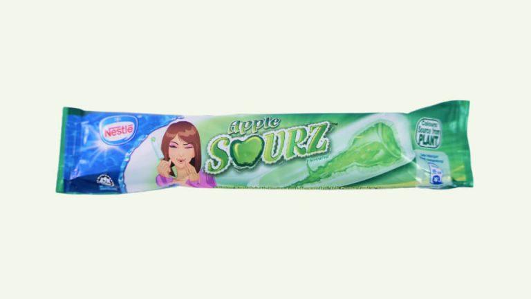 Nestle Apple Sourz Flavoured 71ml