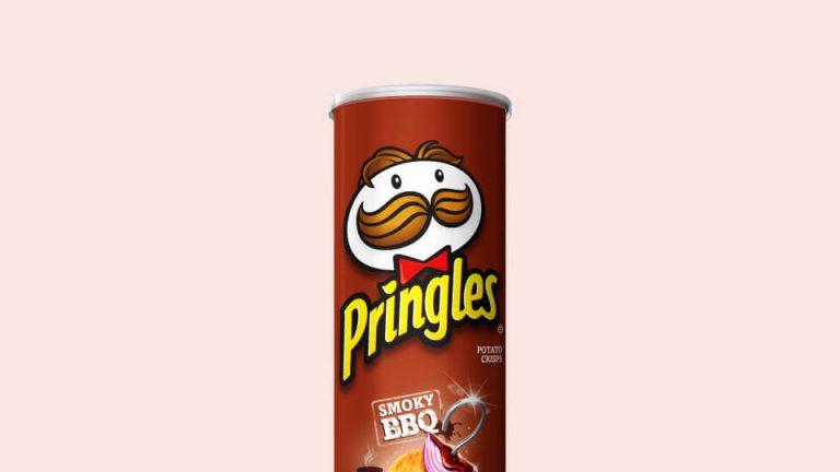 Pringles Smoky Bbq