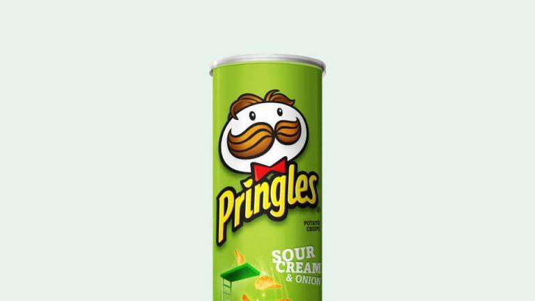 Pringles Sour And Cream