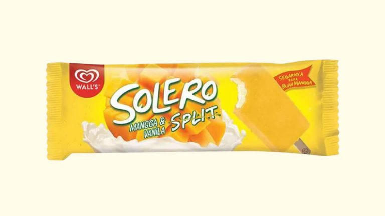 Solero Split Mango 64ml
