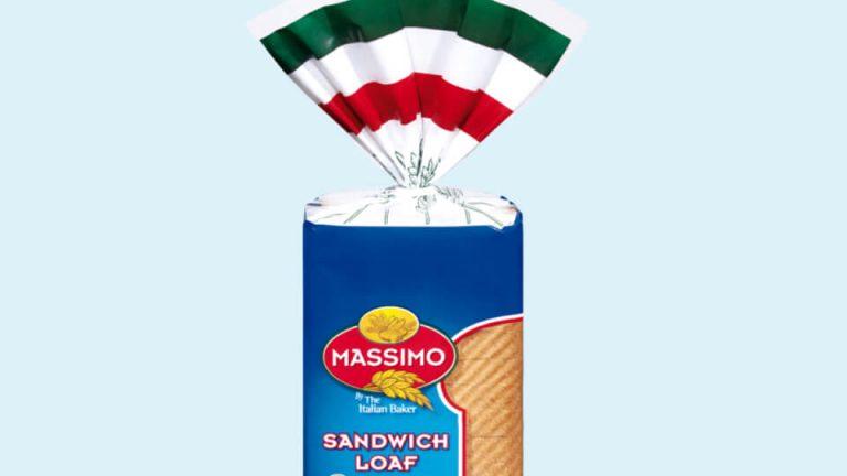 White Sandwich Loaf 600g