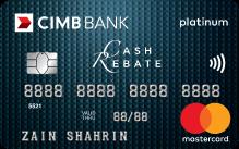 Cash Rebatemastercard