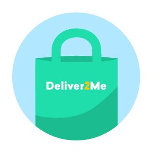 Spot Icon Deliver2me