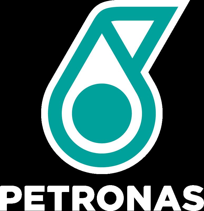 Petronas Logo Invert